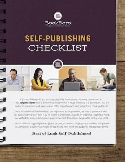 resource-Self Publishing <br>Checklist